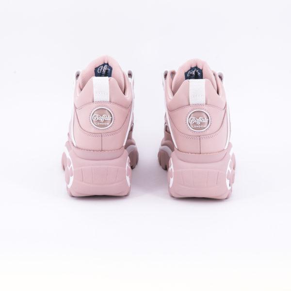 Buffalo London Classic Baby Pink Rosa Club Calzature